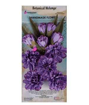 HANDMADE FLOWERS FOR SCRAPBOOKING