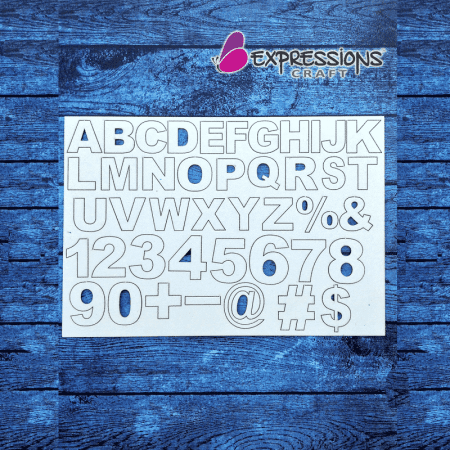 chipboard cutouts online in India