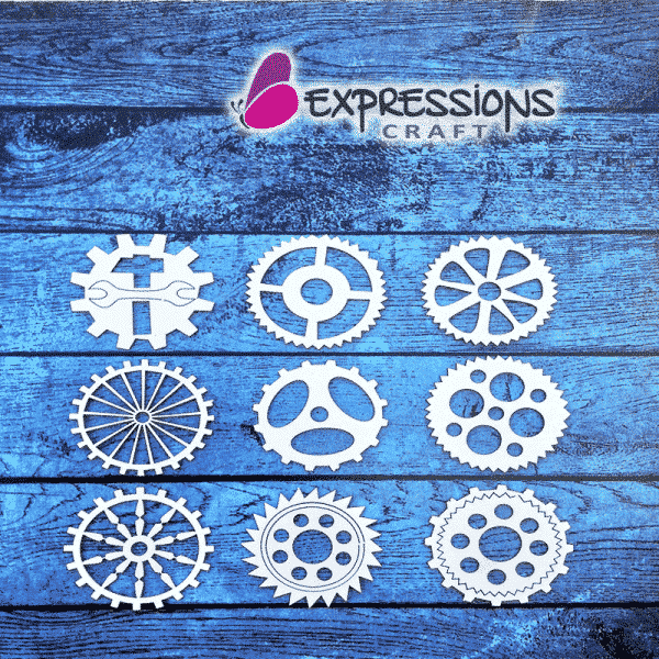 Chipboard gears