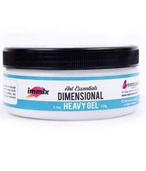 Dimensional heavy gel