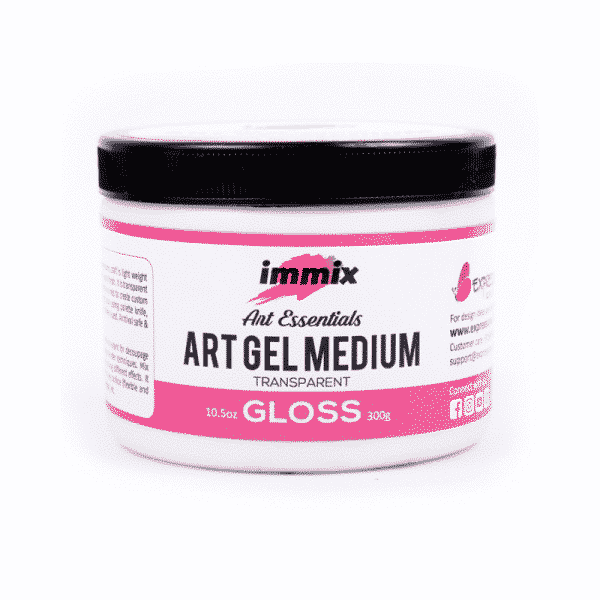 GEL MEDIUM GLOSS