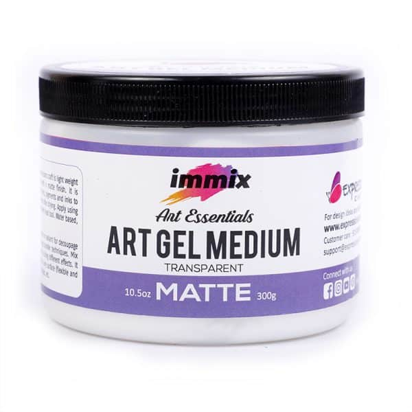 ACRYLIC GEL MEDIUM MATTE ONLINE