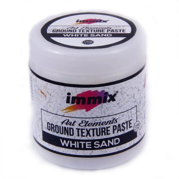 white sand Ground Texture paste