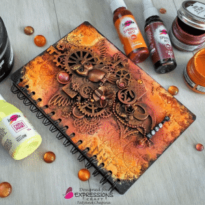 Altered Art Diary