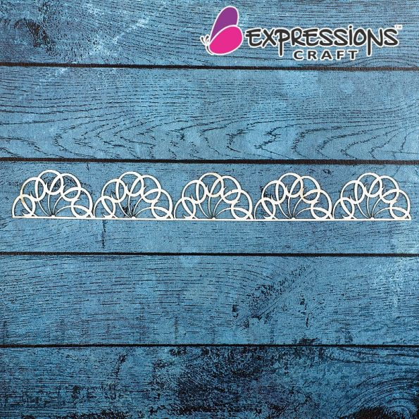 border chipboard cutouts