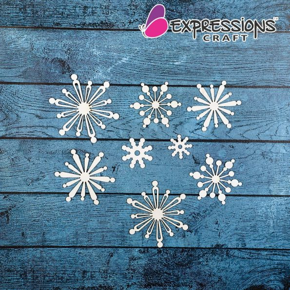 snow flakes for crafts