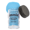 blue embossing powder